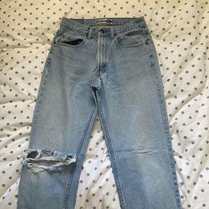 Vintage 80's Blue Jeans